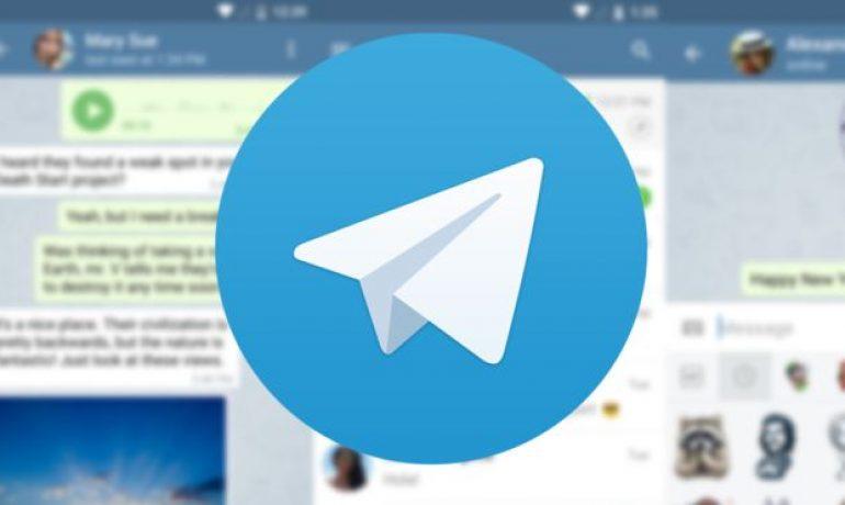telegram.gochmen.co.uk  yenilikci ozellikleriyle yayinda