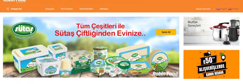 Robinfood.co.uk