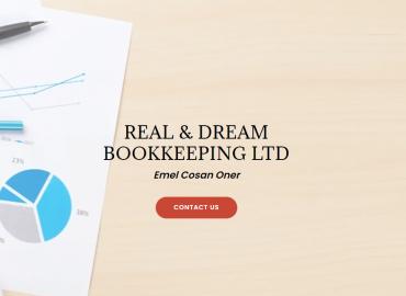 Real&Dream Bookkeeping Ltd