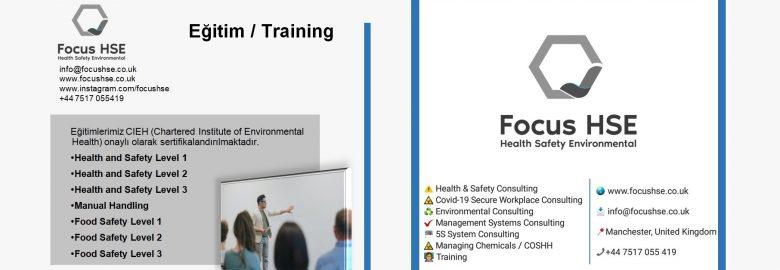 Focus HSE Consultancy Ltd