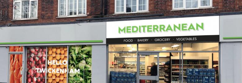 Mediterranean Supermarket Twickenham